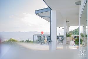 Terrazza ristorante Belvedere Schio